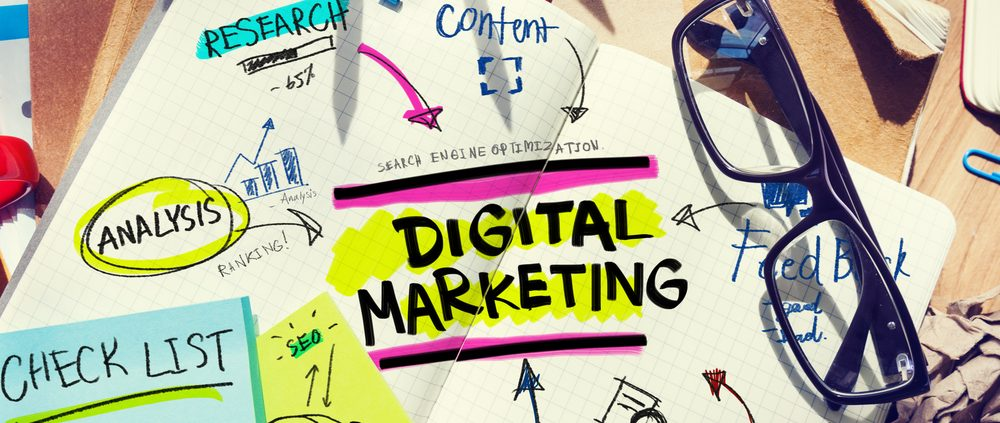 Digital marketing gebieden